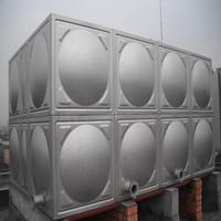good quality storage sintex 316/304 stainless steel water tank