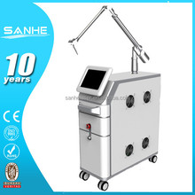 Hot promotion! Long Pulse Nd Yag Laser q switched nd yag laser/g q-switch nd:yag tattoo removal machine