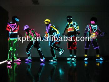 Kpt Costume El Light Wire - Buy Costume El Wire,Stage Performance ...