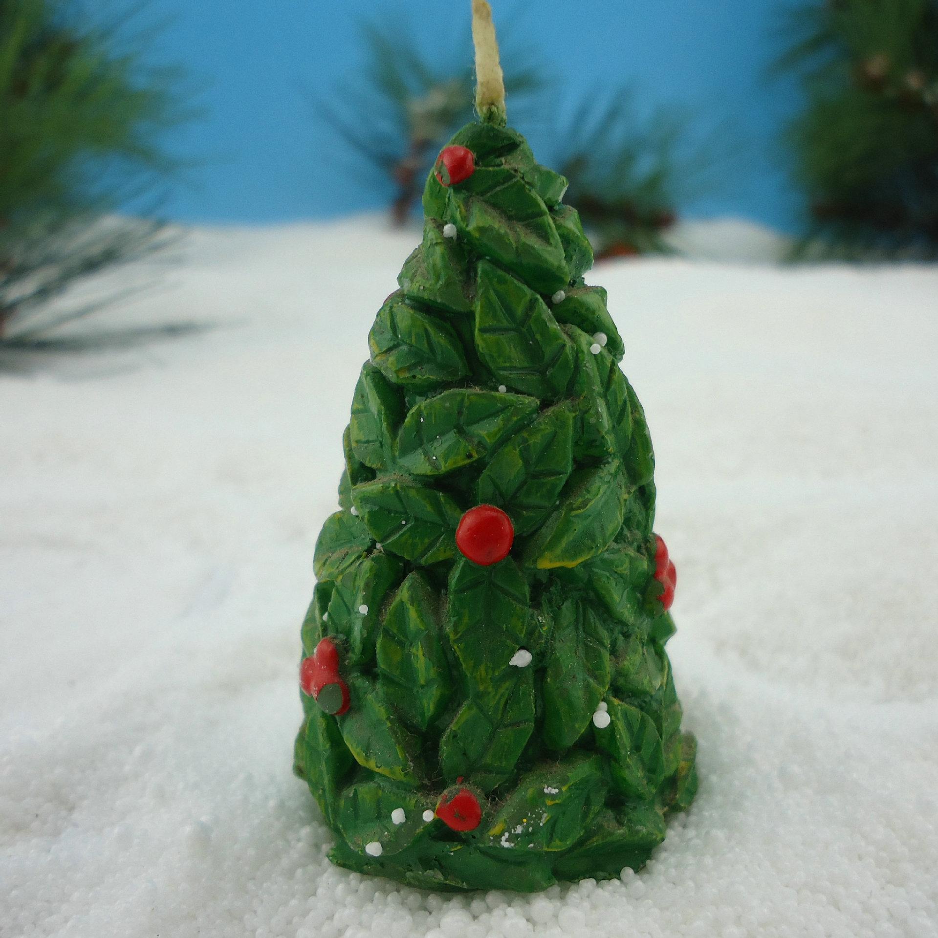 Tree Shape Christmas Candle, Tree Shape Christmas Candle Suppliers ...