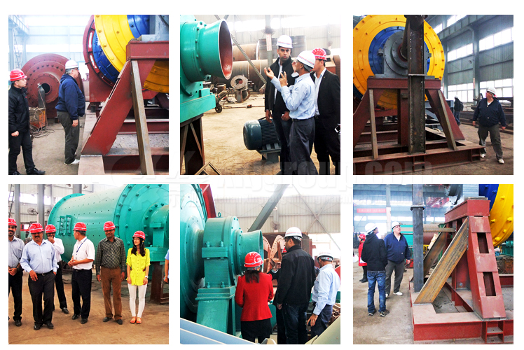 Long Lasting Working Stone Rod Grinding Ball Mill Machine For Gold Ore
