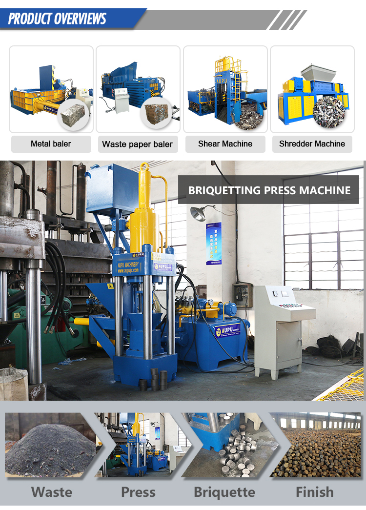 GX-006 New Hot Top Quality Free Sample Real Type copper briquetting press Wholesale in China