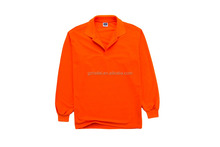 Man polo t-shirt long sleeve polo shirt