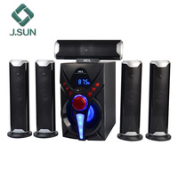 Hot selling home dvd player surround speaker hometheater 5.1 systems