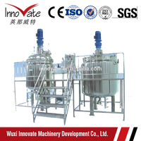 Factory price mixer stainless steel mixing tank with low price