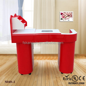 fashionable nail table manicure table folding KZM-N049-1