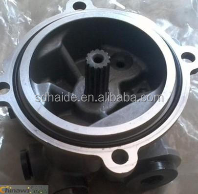 Gear Pump, Pilot Pump, Charge Pump for PC450-6 Excavator Hydraulic Pump HPV160