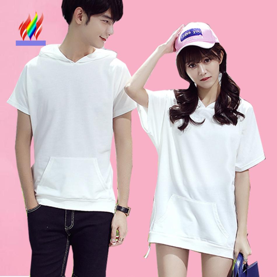 Popular Couple T Shirts Korean-Buy Cheap Couple T Shirts Korean lots from China Couple ...
