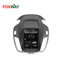 Groothandel tesla verticale screen android auto dvd-speler voor Ford <span class=keywords><strong>KG</strong></span> met auto audio stereo