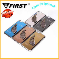 2014 version love wings mobile phone cover case for Iphone 6,3g mobile phone cases