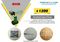 Aug top selling item! Handheld Inkjet printing color printing codes