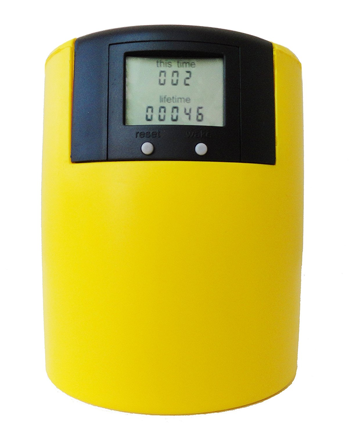 Bevometer - The Only Can Holder That Counts - Black/Silver, Can Cooler, Beverage Insulator