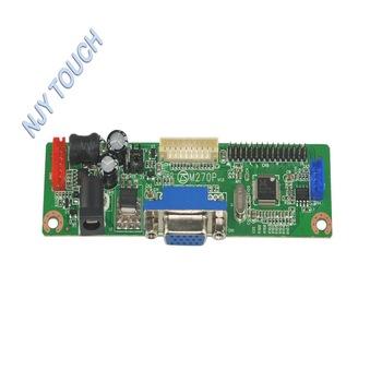 bd5934dd0ba N140BGE-L43 VGA LCD Controller Board Kit for 14 inch led laptop slim screen  panel