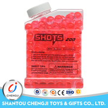 Cool Plastic Bullet Toy Gun 200pcs Safe Water Bullet