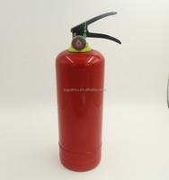 9kg abc dry powder fire extinguisher with brass valve