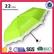 Fashion Patterned High Quality Promotional Gift Amazing Customized Design 3 Fold Magic Printing Colour Changing Umbrella