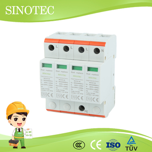 China oem surge protective device ce rohs approved power 220v protectors spd bnc video protector