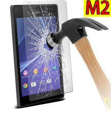 9H Screen Protector Tempered Glass sFor Sony Xperia M2 S50H D2302 D2303 D2305 D2306 Glass Film Verre Trempe For Sony Xperia M2