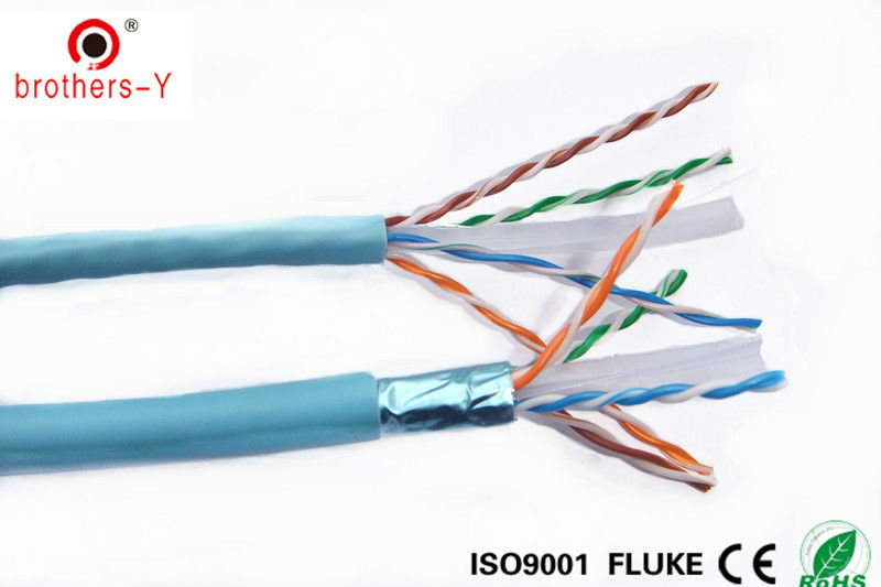 Best quality 22/23/24/26 AWG 4 P utp/ftp/ cat6 cables 13 years experience