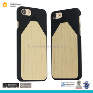 blu cell phone case hard plastic wood cell phone case for iphone 7plus