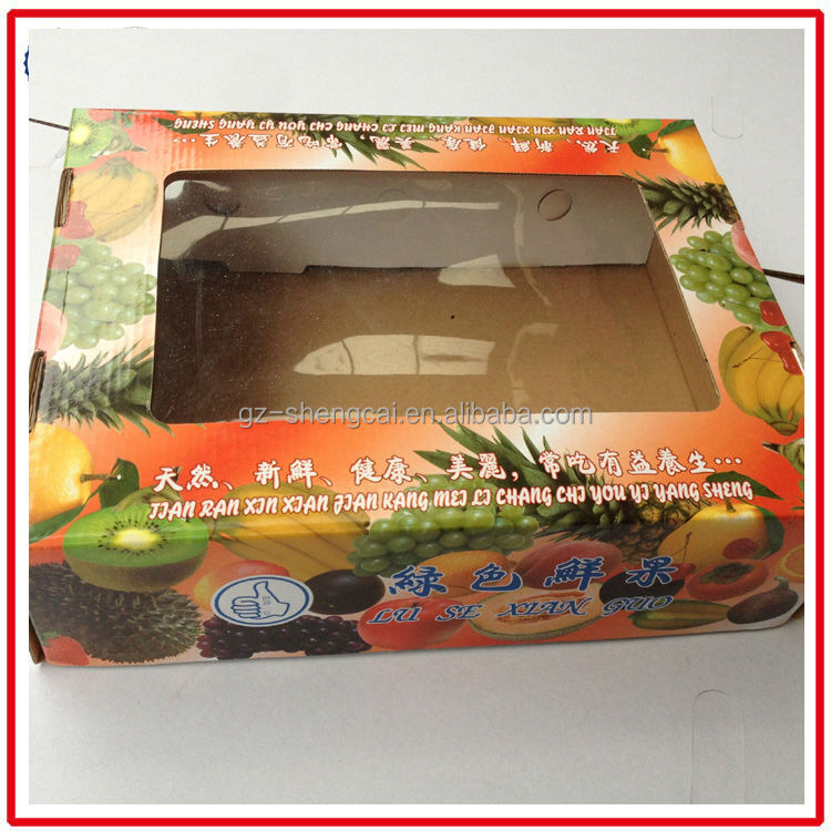 Custom packaging noodles candy scpb14062859 apple fruit packaging boxes