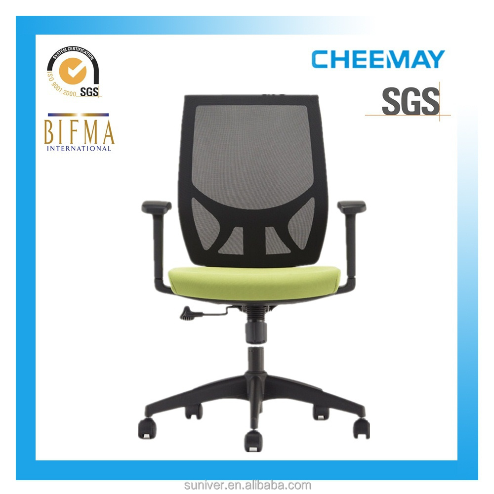 environmental plastic office chairs typist staff use
