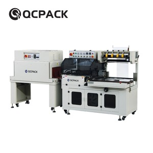 High Speed Meat Carton Shrink Wrapping Machine