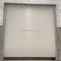 Good Quality Industrial Rolling Shutter Garage Door
