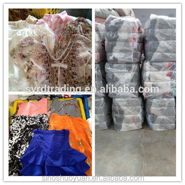 cream quality used clothing from south korea to Nigeria
