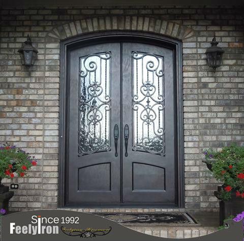 Wholesale Iron Door, Wholesale Iron Door Suppliers and ...