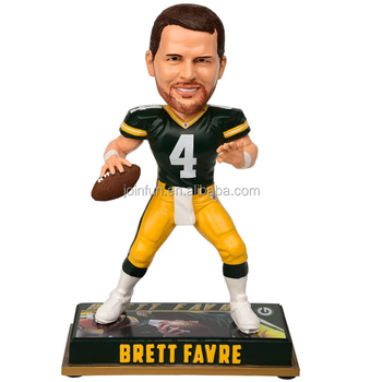 custom make 3d plastic football player bobble heads,3d plastic bobble head of custom designs