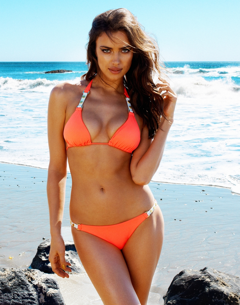 Swimsuits bikinis beach brazil