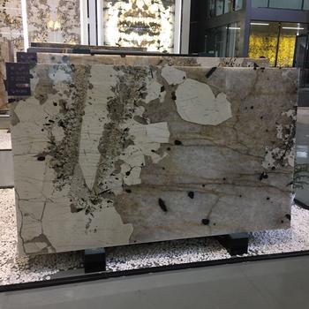 Illuminated Brazilian Patagonia Granite Slabs For Countertops Price