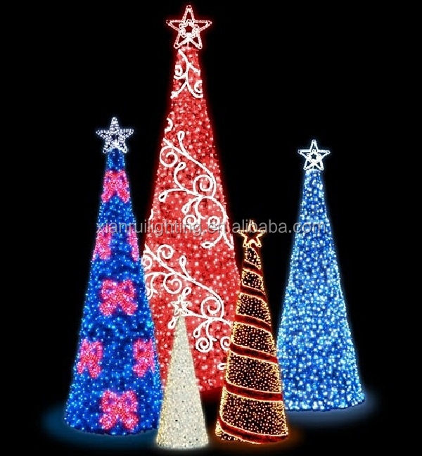 Outdoor led christmas tree wholesale christmas tree suppliers alibaba aloadofball Choice Image