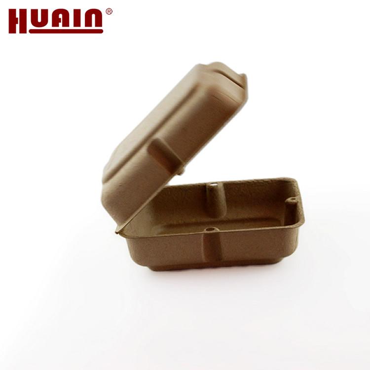 Pulp Clamshell Food Packaging