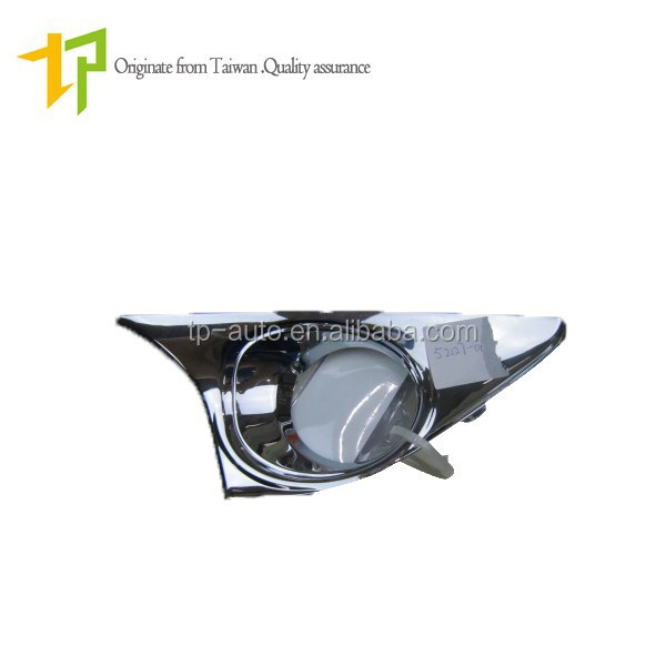 specialized in good performance and best quality Fog Lamp Cover for Toyota Camry/Hybrid 2011 52127-06370