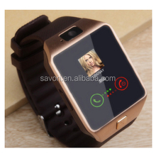 DZ09 Savori Android Smart Watch Dual Sim Card, Touch Screen Phone Watch with Camera for Adult