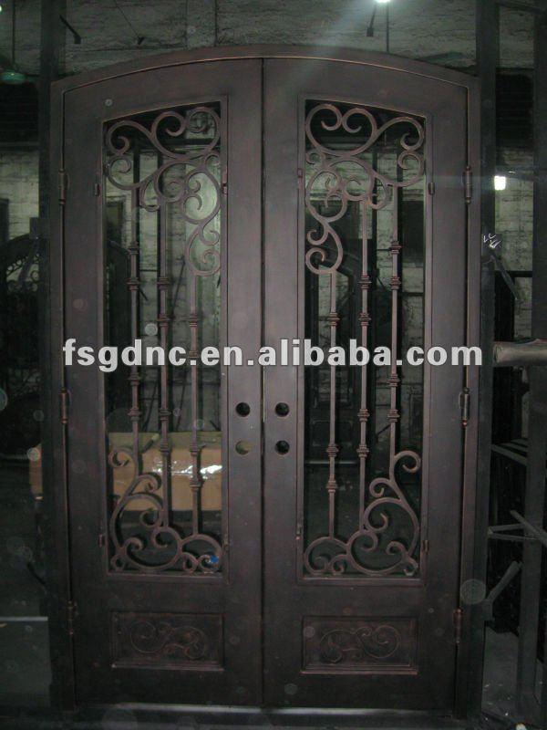 Favoloso Porte In Ferro Battuto E Vetro Prezzi LS39 » Regardsdefemmes NK22