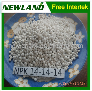 NPK fertilizers 14-14-14