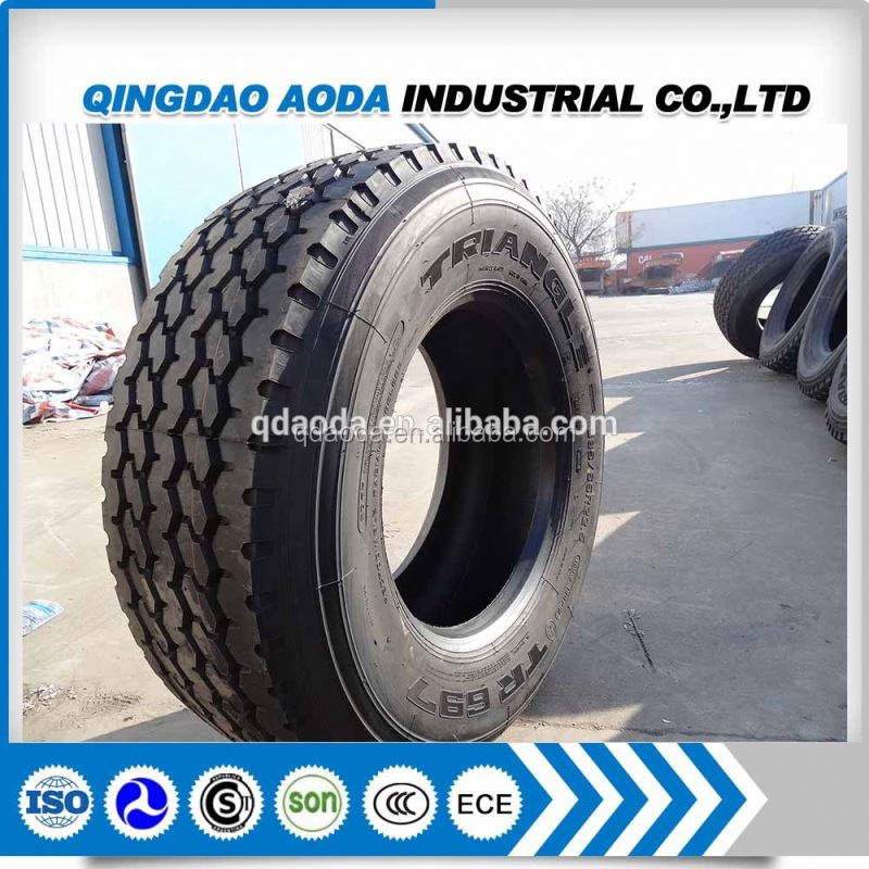 OEM accepted Triangle Radial Truck Tyre 385/65R22.5