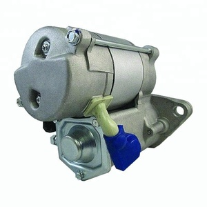 Factory starter motor replace Denso 28100-34080