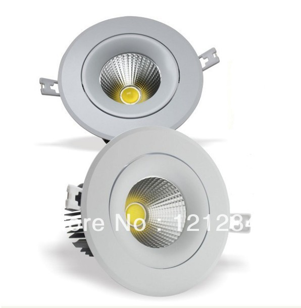 Wholesale Top quality Rotatable 5W cob led downlight hole size 70mm 110V 120V 220V 230V 240 warm white , cool white