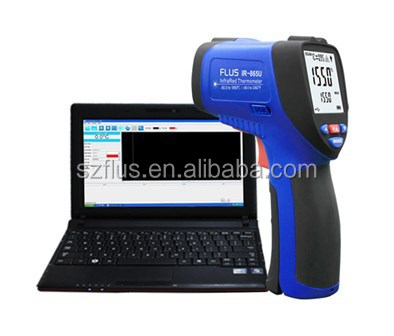 infrared digital thermometer-usb thermometer temperature recorder IR-861U/862U/863U/865U/866U - KingCare | KingCare.net