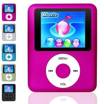 1  8 TFT Screen Digital MP4 Players - MP4 Player - ANKUX