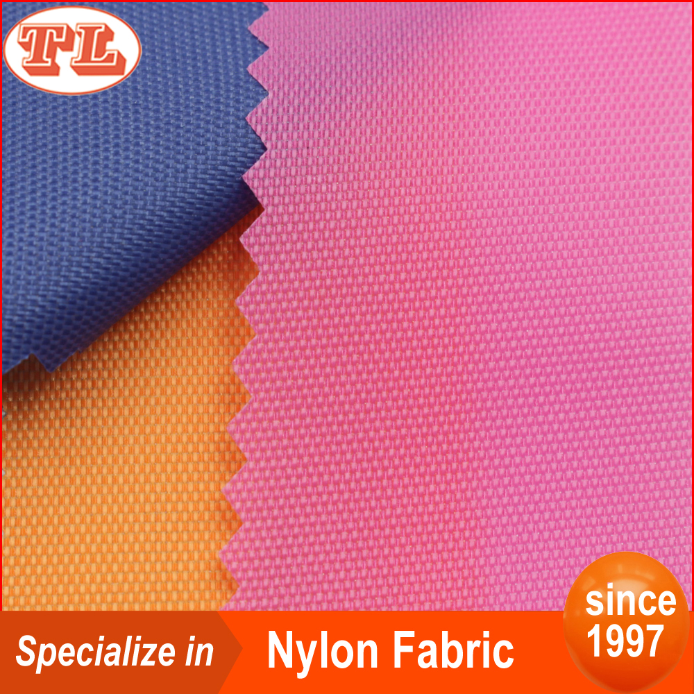 pvc/pu coated nylon 420 oxford for bags luggage