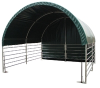 404 China manufacturer cheap price portable horse shelter