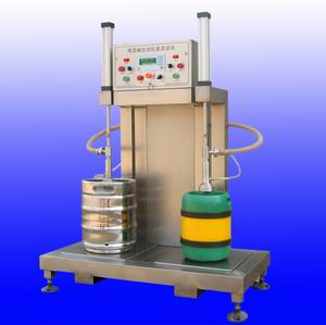High capacity beer keg machine , beer filling equipment for beer brewing line