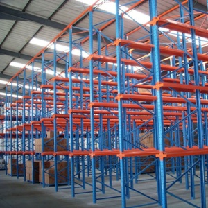 Factory Price Warehouse Heavy Duty Storage FIFO Drive In Rack