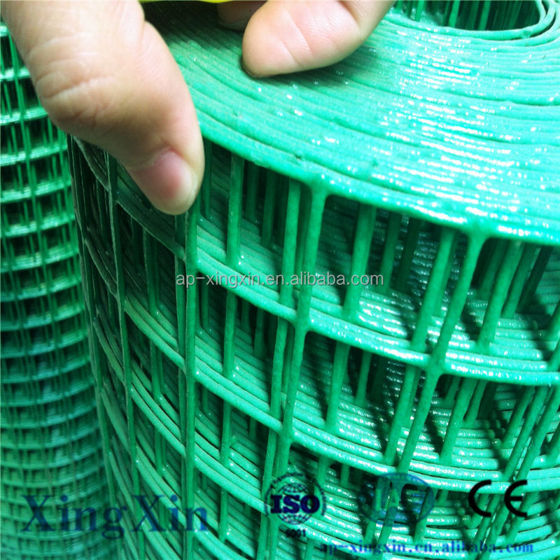 China Pvc Coated Cage Panel,1/4 Inch Welded Wire Mesh Roll,1 Inch ...