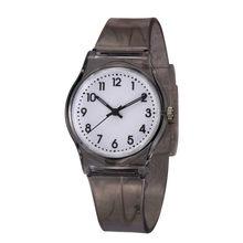 Детские Разноцветные часы с резиновой лентой, Детские кварцевые наручные часы, детские часы для мальчиков и девочек, Relogio Infantil Reloj Montre Enfant(Китай)